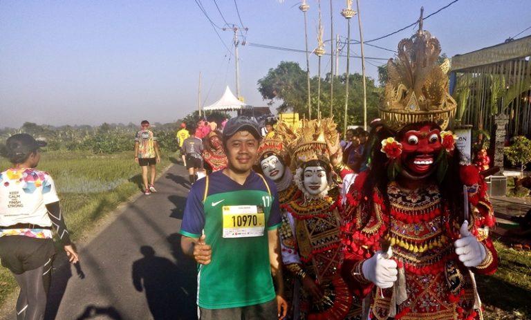 Bali Marathon 2017