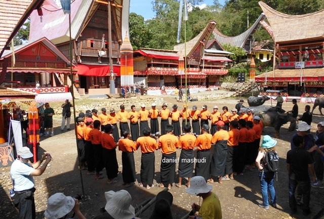 Rambu Solo di Toraja