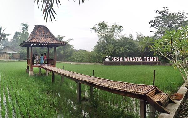 Desa Tembi Yogyakarta