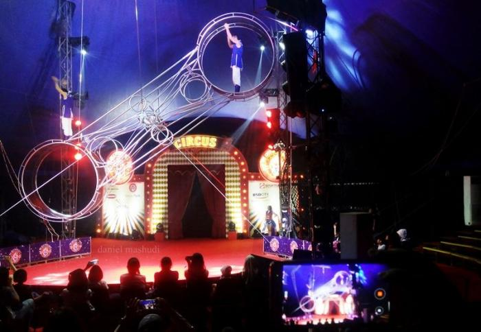 The Great British Circus