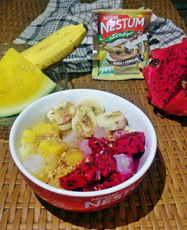 Sarapan Sehat Nestle NESTUM