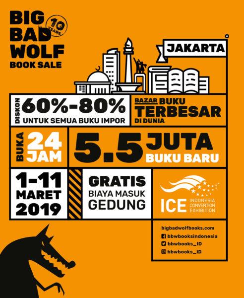 Big Bad Wolf 2019