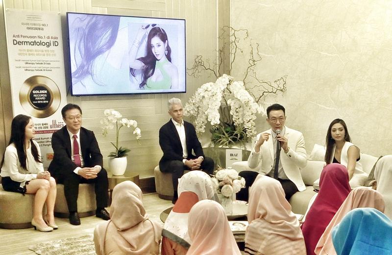 perawatan wajah di ID beauty clinic