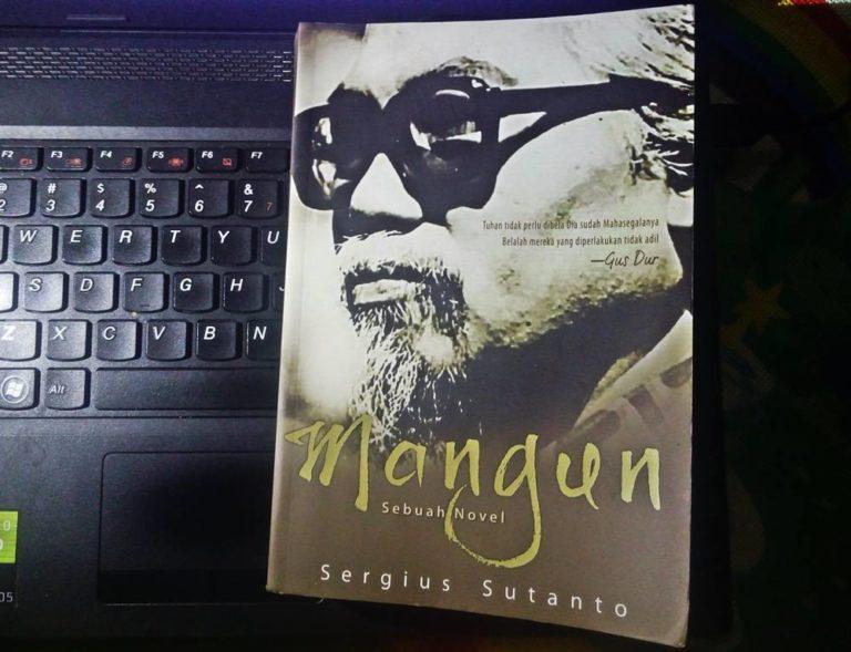 Novel Mangun karya Sergius Sutanto