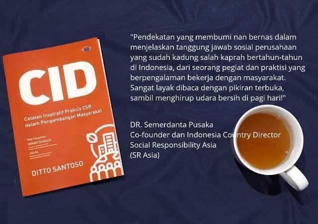 Buku CID dengan pendekatan yang membumi