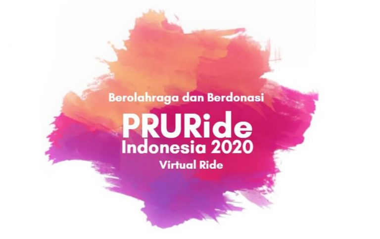 PRURide Indonesia 2020 Virtual Ride