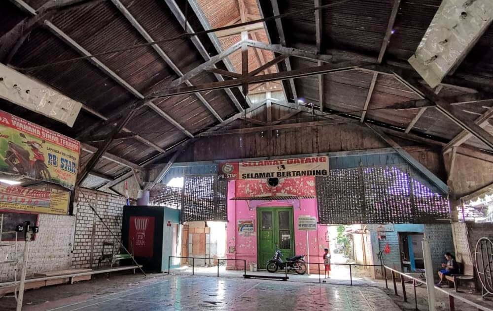 Stasiun Juwana kini beralih fungsi