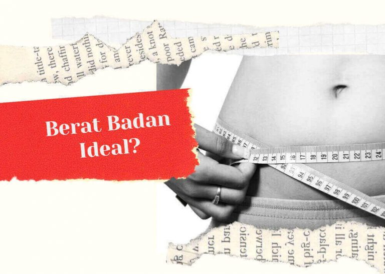 cara menghitung berat badan ideal dengan benar