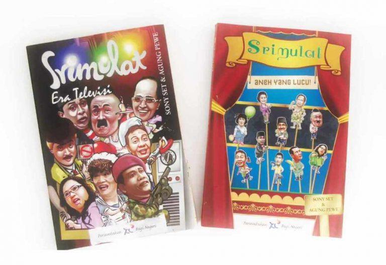 Buku Srimulat, perjalanan dari pentas keliling ke televisi