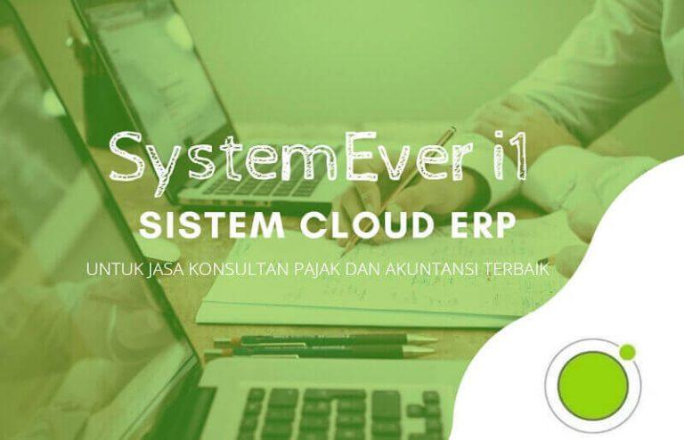 SystemEver i1 untuk jasa konsultan pajak dan akuntansi