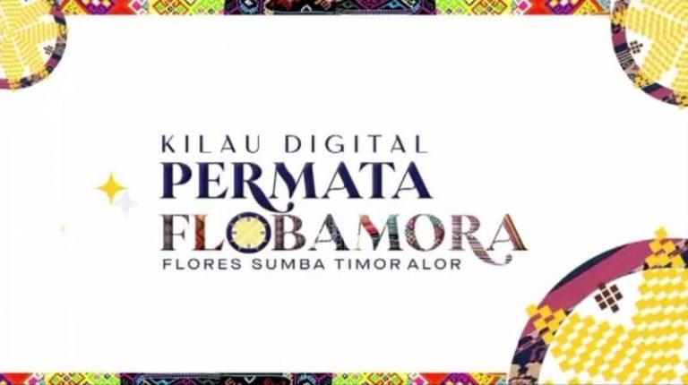 Kilau digital permata flobamora