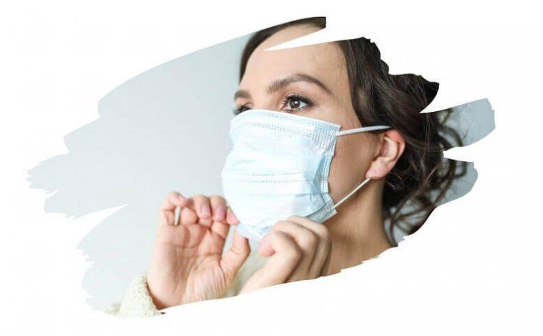 pakai masker agar aman dari virus