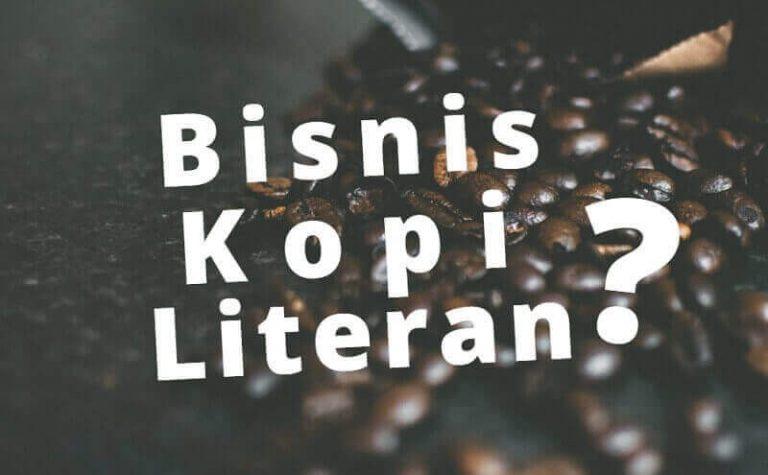 memulai bisnis kopi literan